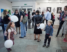 """03.05.2012 – открытие """"Artes Liberales, или рефлексия нон-стоп"""""""