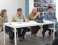 "14.05.2012 – Discussion ""Identity in Different Dimensions"""