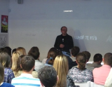 "10.05.2012 – Problematics of Independent Movie Producing in Belarus on Example of ""Above the Sky"" Project"