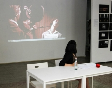 "06.05.2012 – Presentation of Student's Work ""Snuff Movie"""