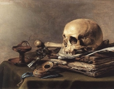 "25.02.13 – Lecture ""Death in art"""