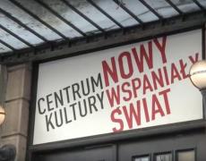 Film/conveyor: 'Nowy Wspaniały Świat'