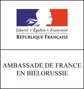Logo Ambassade pour l'édition, la publicité et la signalétique